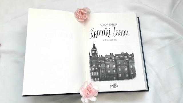 """Od innego świata dzieli nas tylko otwarcie książki - """"Kroniki Jaaru.Księga luster"""""""