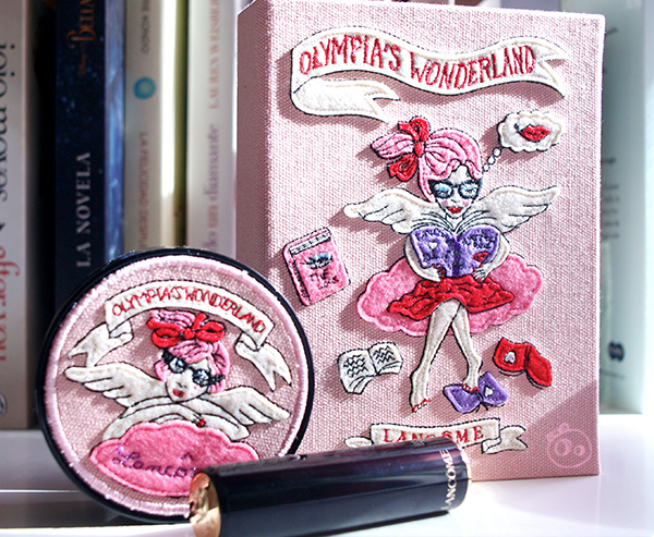 Olympias Wonderland Lancome Collection