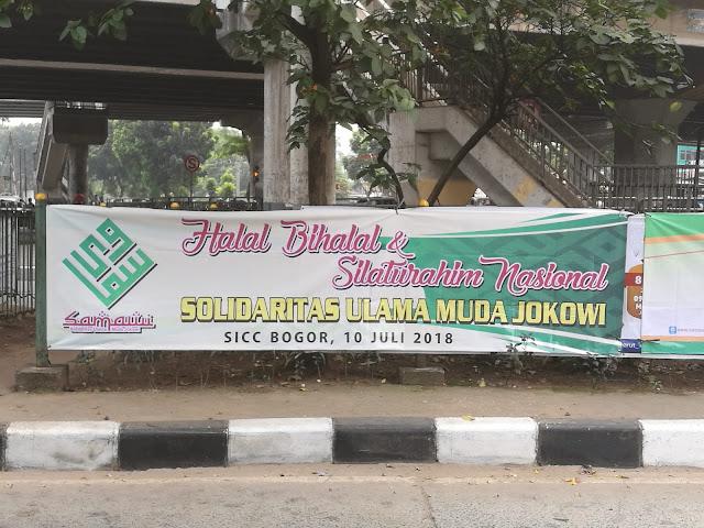 Tersebar Spanduk Samawi (Solidaritas Ulama Muda Jokowi), Ini Agendanya?