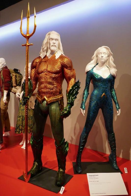 Aquaman movie costumes