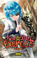 Twin Star Exorcists: Onmyouji / Sousei no Onmyouj