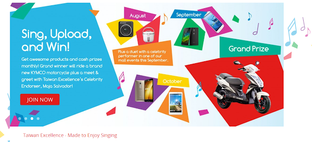 Made To Enjoy Singing Online contest