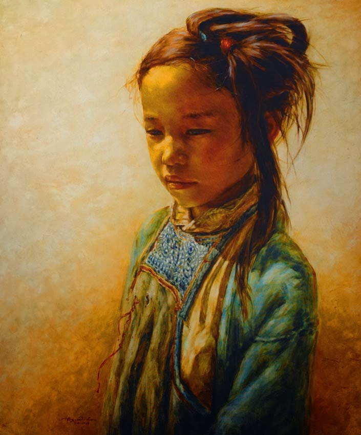 Donna Donghong Zhang | Chinese Portrait Painter | 1958