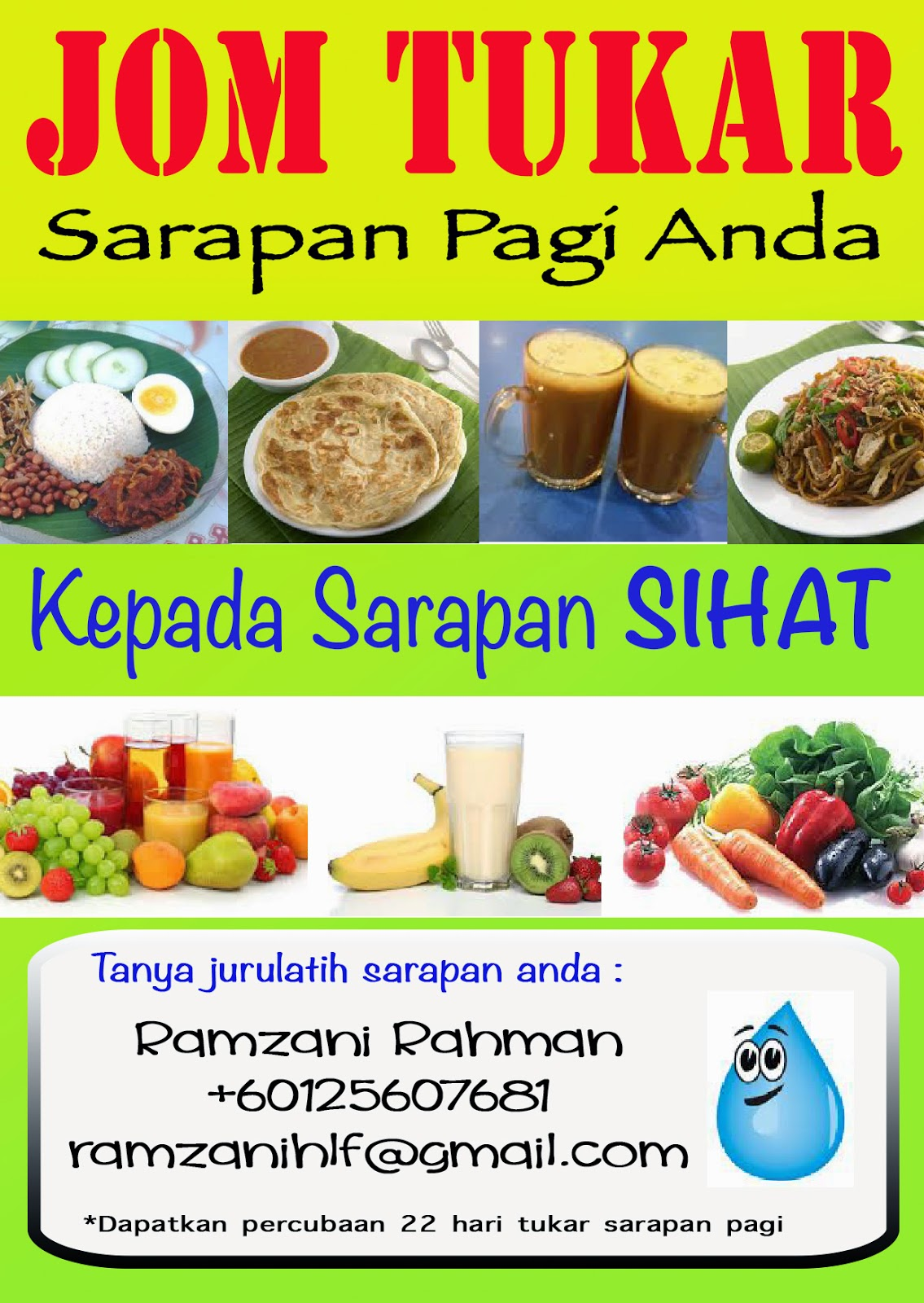 KEPENTINGAN SARAPAN PAGI EBOOK DOWNLOAD