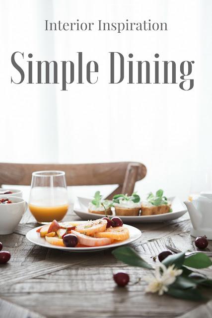 simple eating