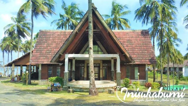 Amandaratu Resort Ujung Genteng Sukabumi