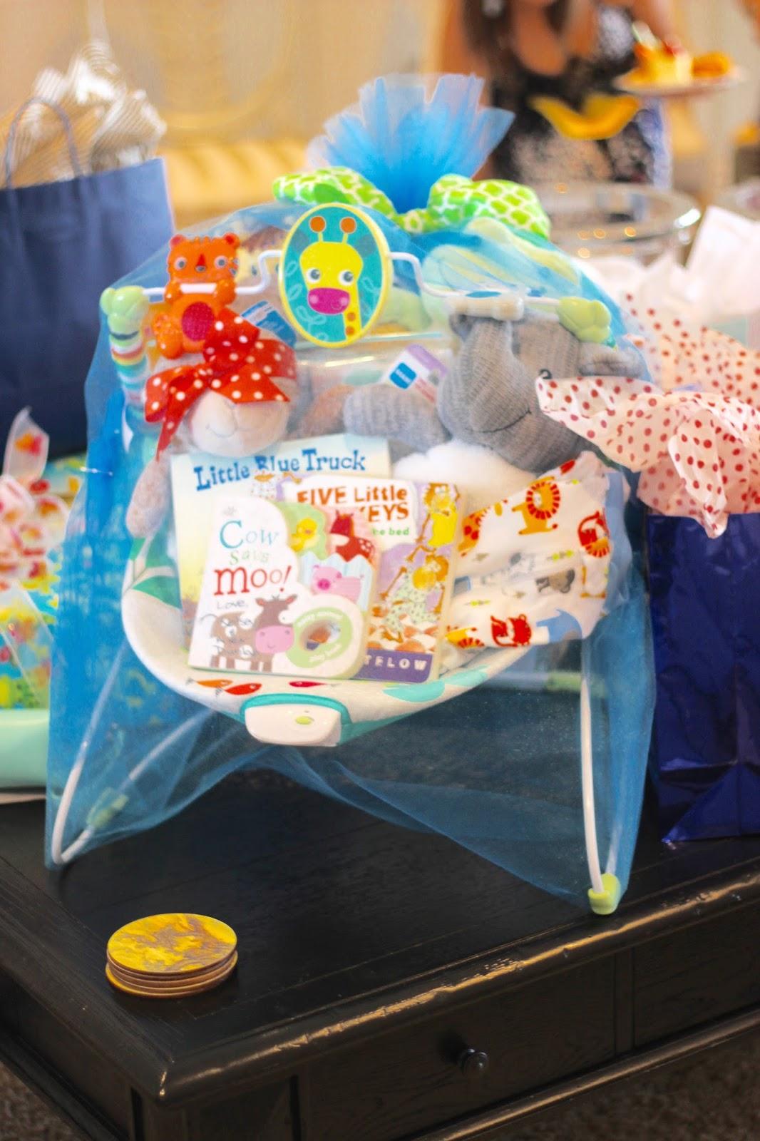 The Neapolitan baby shower