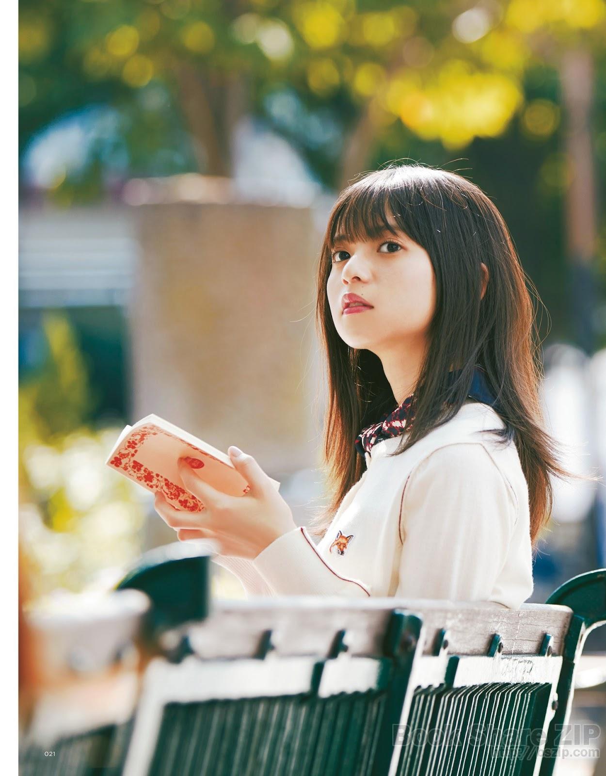 Saito Asuka 齋藤飛鳥, Hanako 2017.10.26 No.1143 (ハナコ 2017年10月26日号)