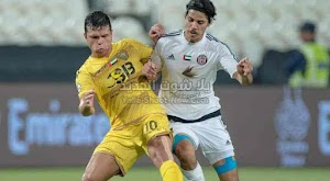 نادي الجزيرة يحقق فوز كاسح خارج ارضه على نادي الوصل في دوري الخليج العربي الاماراتي
