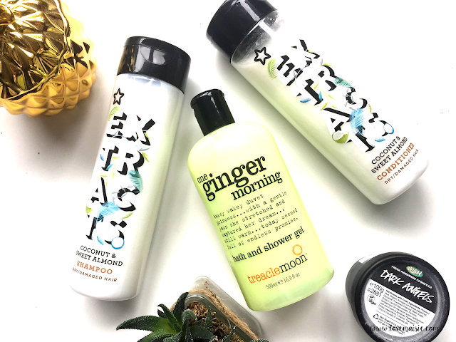 CURRENT IN SHOWER FAVOURITES | CRUELTY FREE | Love, Maisie