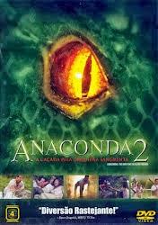 Anaconda 2 : A Caçada Pela Orquídea Sangrenta