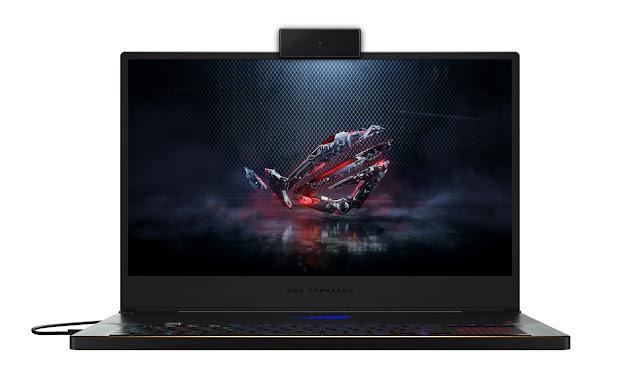 ASUS ROG Zephyrus S GX701, cel mai subtire laptop de gaming din lume prezentat in Romania