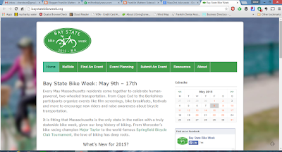 screen grab of Bay State Bike Week webpage