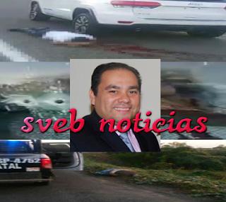Identifican a uno de los 2 ejecutados en carretera Tihuatlán-Totomoxtle