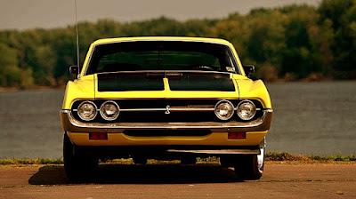 1971 Ford Torino Cobra Fastback Front