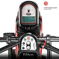 Bowflex Max Trainer M3 LCD/LED fitness monitor, image