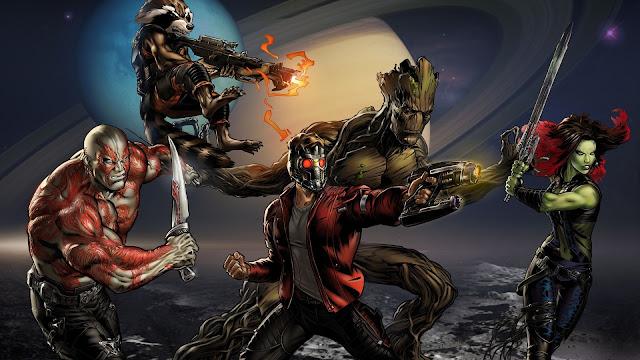 Guardianes de la Galaxia: The Telltale Series ZonaHype