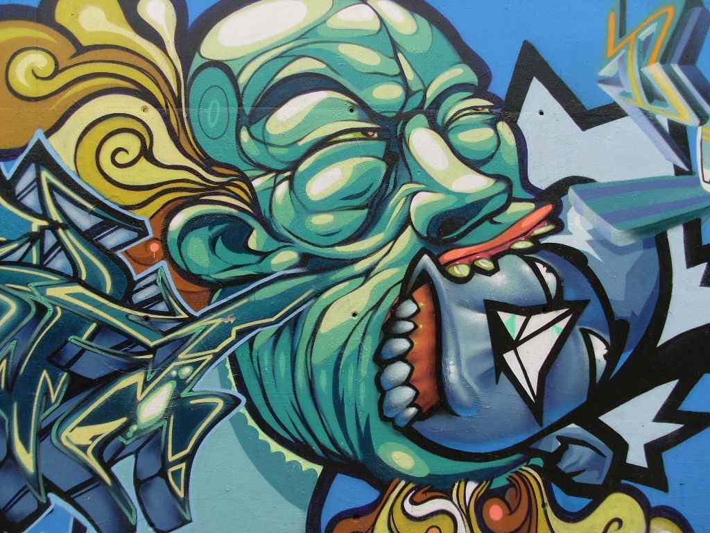 New Goblog Tattoos Graffiti