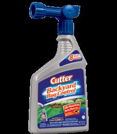 Bug Control: Cutter Backyard Bug Control Safe For Pets