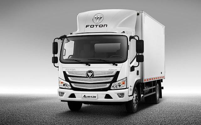 Foton Motor ra mắt 3 dòng xe tải đáp ứng tiêu chuẩn khí thải Euro IV ảnh 2