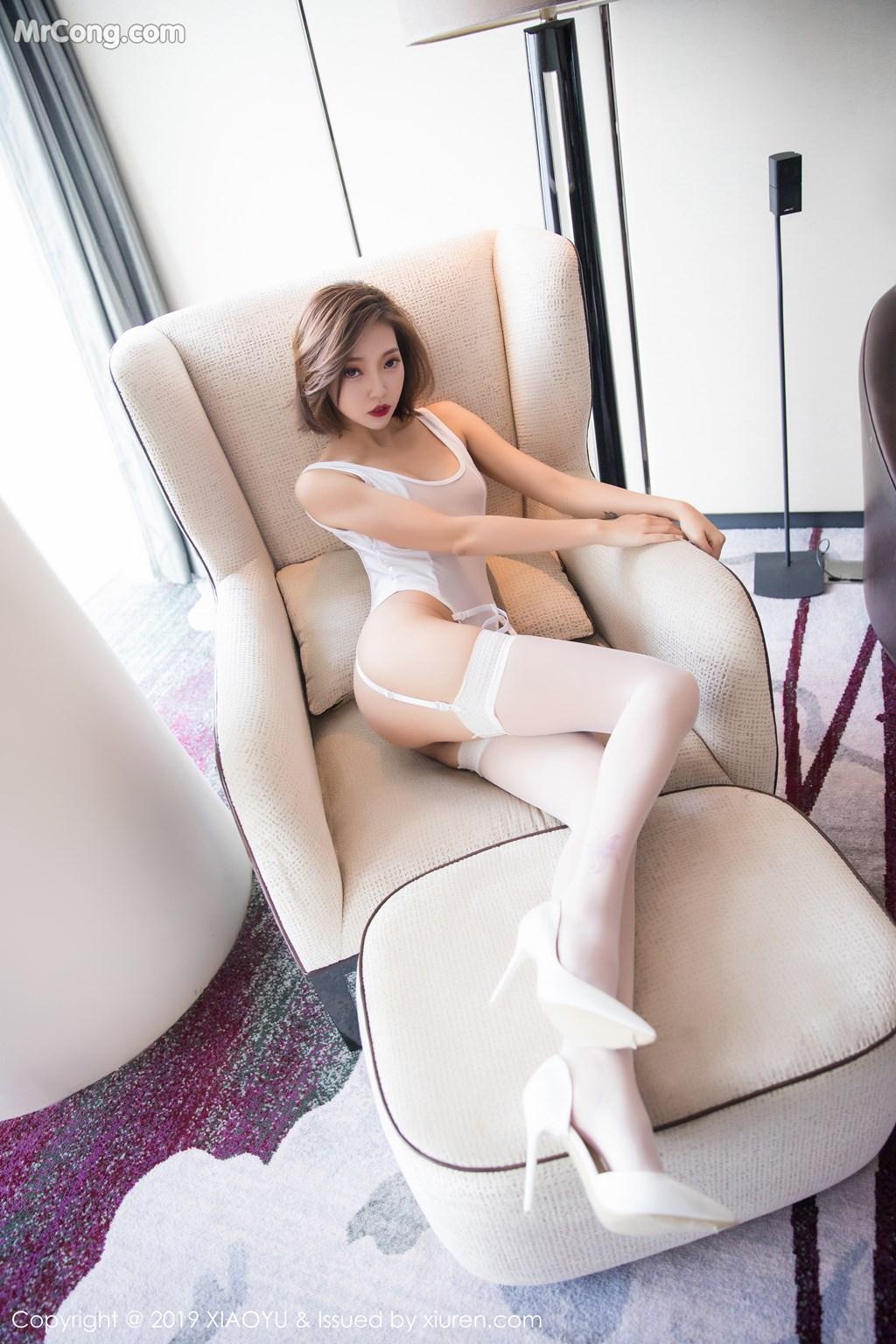 Image XiaoYu-Vol.075-LRIS-Feng-Mu-Mu-MrCong.com-003 in post XiaoYu Vol.075: LRIS (冯木木) (64 ảnh)