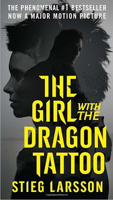 Resultado de imagen de La Chica del Dragón Tatuado libro