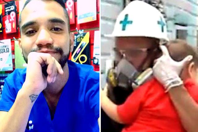 Joven rescatista murió arrollado por una camioneta en Maracaibo