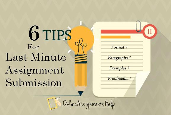 last minute homework help. last minute assignment help online
