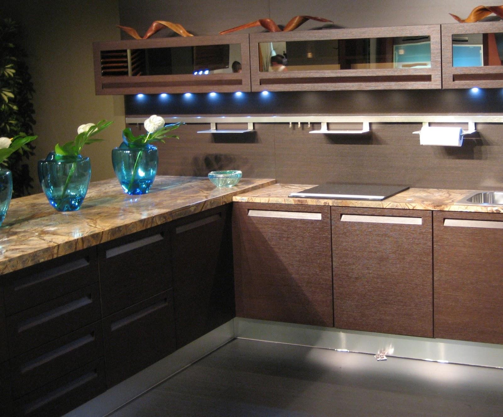 Encimeras de cocina: cuáles son y cómo conservarlas - Cocinas con estilo