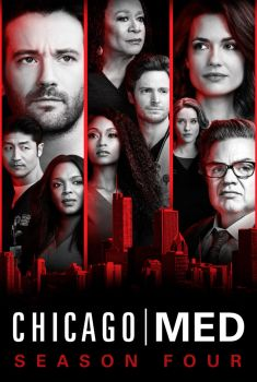 Chicago Med 4ª Temporada Torrent - WEB-DL 720p/1080p Dual Áudio