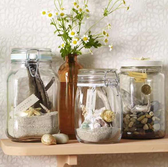 Seashell Home Decor Ideas: Διακοσμήστε με ...ΑΝΑΜΝΗΣΕΙΣ