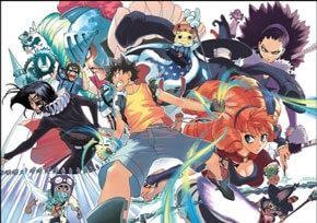 جميع حلقات الأنمي Radiant مترجم