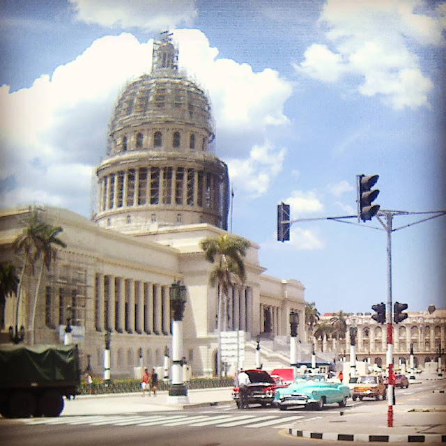 Government building Havana