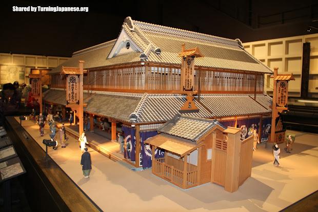 Museum Visit In Tokyo Edo-tokyo