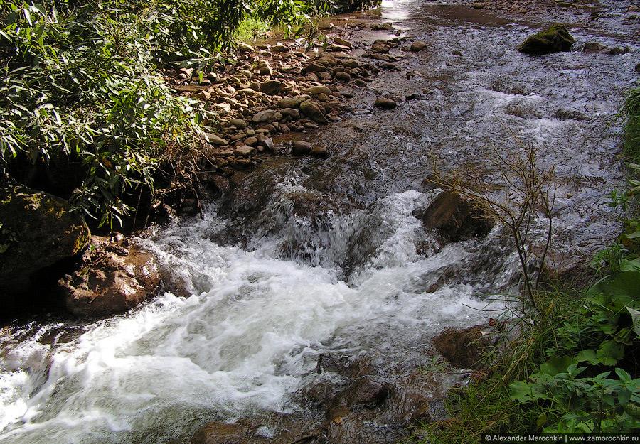 Река Аликоновка