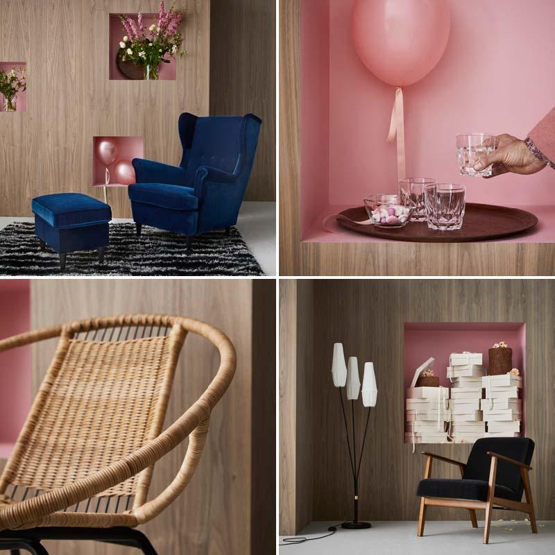 prodotti iconici degli anni '50-'60 IKEA