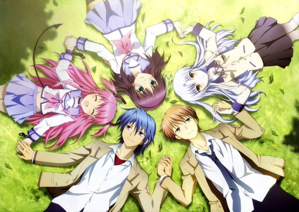 Angel Beats season 2