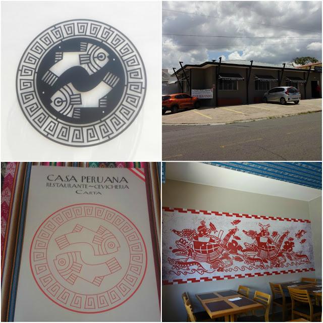 Onde comer em Campinas? Casa Peruana
