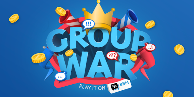 BlackBerry Messenger Group War