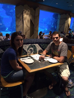 coral reef restaurant epcot