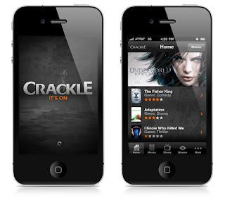 Crackle App