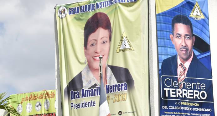 Médicos acuden este miércoles a las urnas a elegir presidente del gremio
