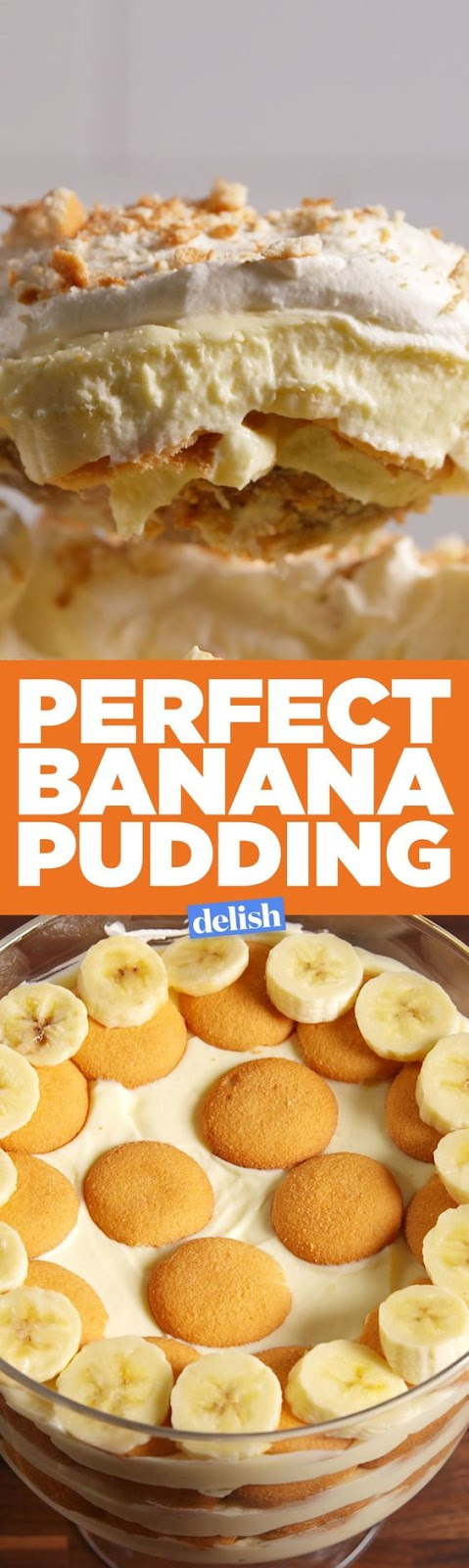 Perfect Banana Pudding