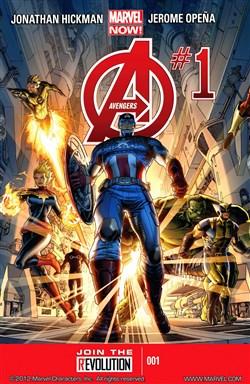 Avengers (2013) – Truyện tranh