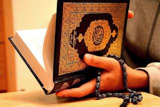 wanita haid baca al quran niat zikir