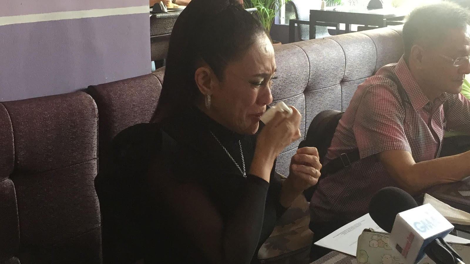 Aiai Delas Alas Gives Up As Ex Batallion's Manager