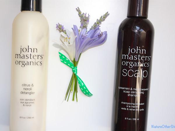 John Masters Organics Shampoo & Balsamo