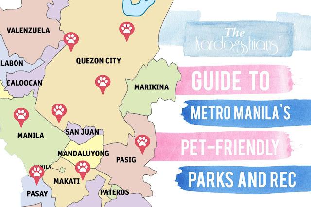 Where to Walk Your Doggo? Guide to Metro Manila Parks