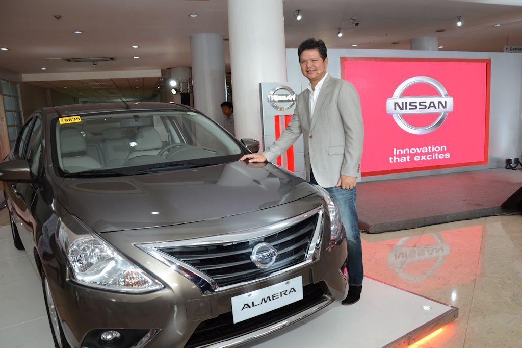 2016 Nissan Almera Boasts of Tweaked Design, Specs, and