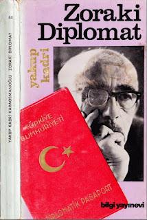 Yakup Kadri Karaosmanoğlu - Zoraki Diplomat